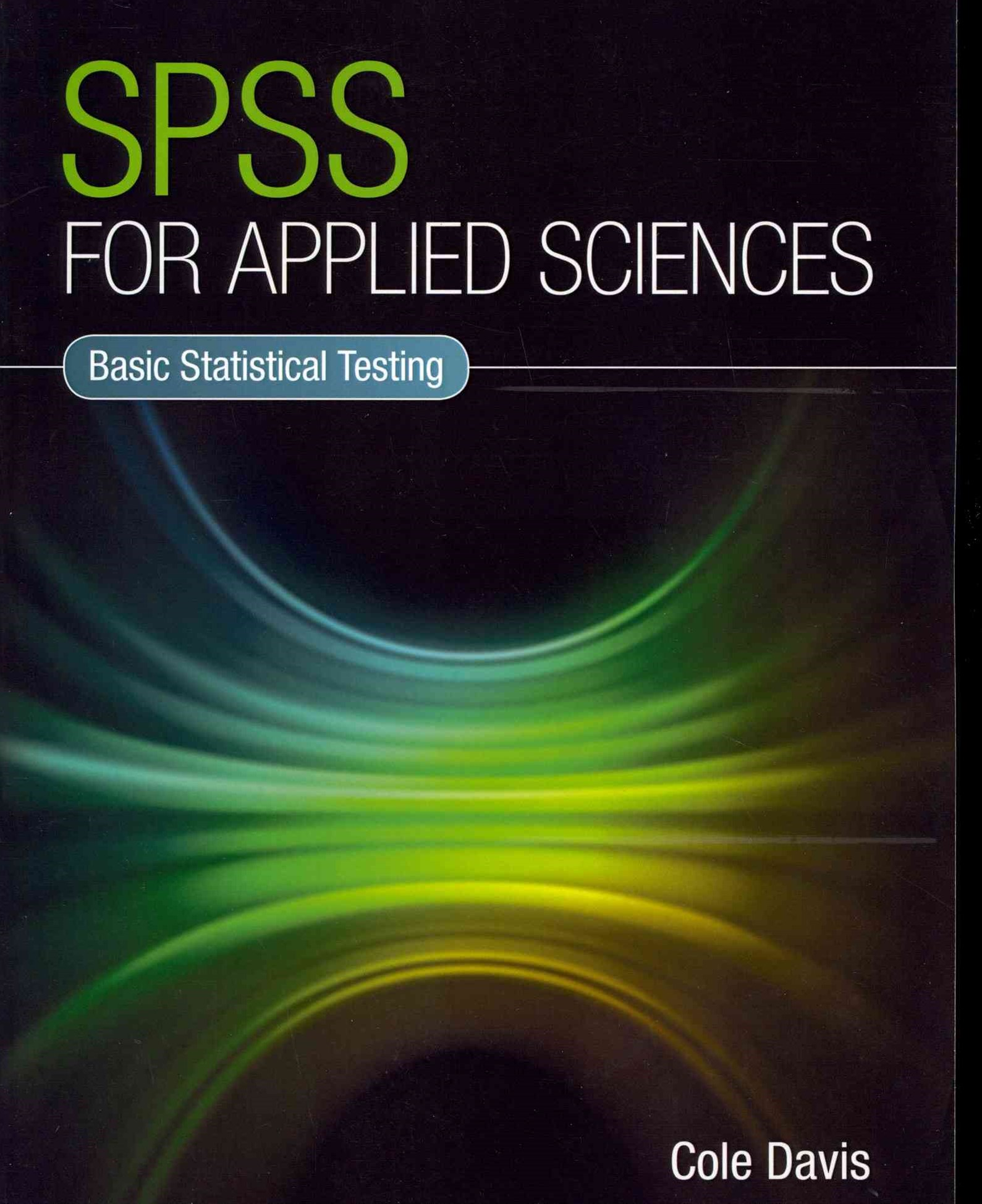 SPSS for Applied Sciences