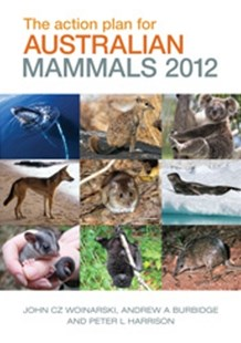(ebook) The Action Plan for Australian Mammals 2012 - Pets & Nature Wildlife