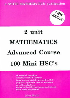 2 Unit Mathematics