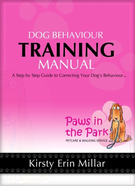 Dog Behaviour Training Manual