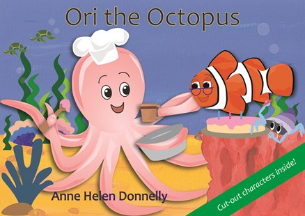 Ori the Octopus by Anne Helen Donnelly (9780646962207) - PaperBack - Picture Books