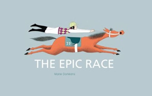 The Epic Race by Marie Dorleans (9780648009115) - HardCover - Children's Fiction Intermediate (5-7)