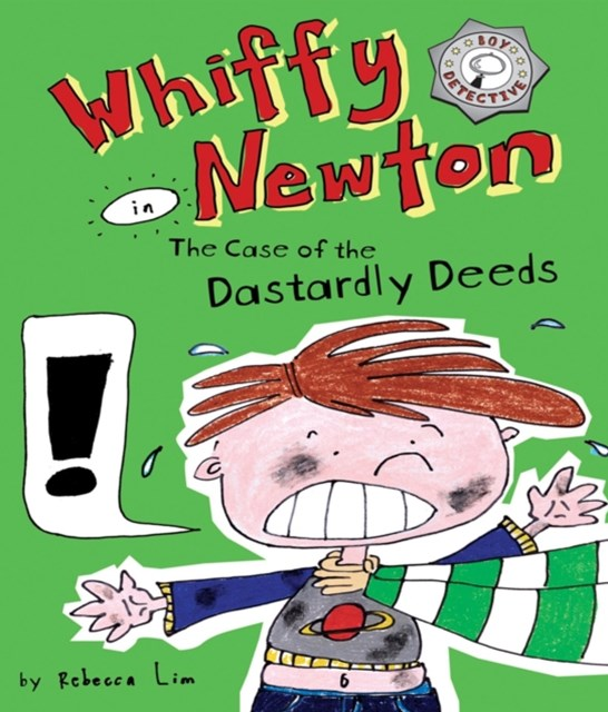 (ebook) Whiffy Newton in the Case of the Dastardly Deeds