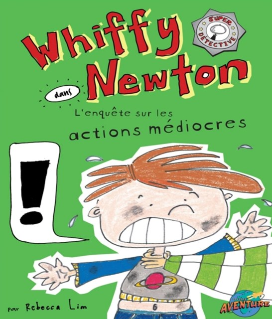 (ebook) Whiffy Newton  dans  L'enquete sur les actions mediocres
