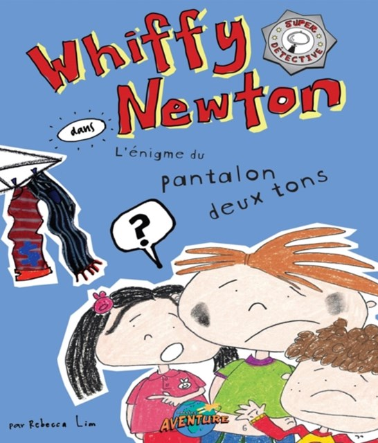 (ebook) Whiffy Newton dans L'enigme du pantalon deux tons