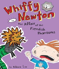 Whiffy Newton in The Affair of the Fiendish Phantoms