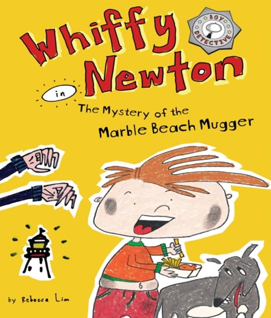 (ebook) Whiffy Newton in The Mystery of the Marble Beach Mugger