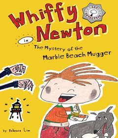 Whiffy Newton in The Mystery of the Marble Beach Mugger