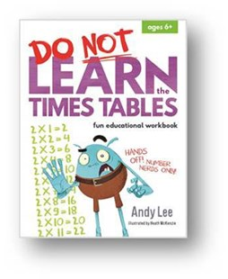 Do Not Learn Workbooks - Times Tables by Lake Press (9780655209898) - PaperBack - Picture Books