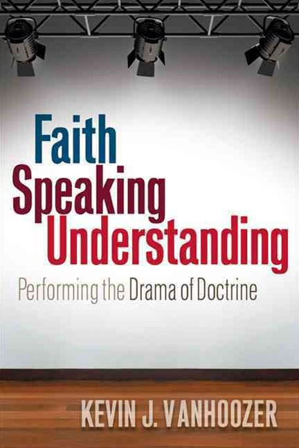 Faith Speaking Understanding