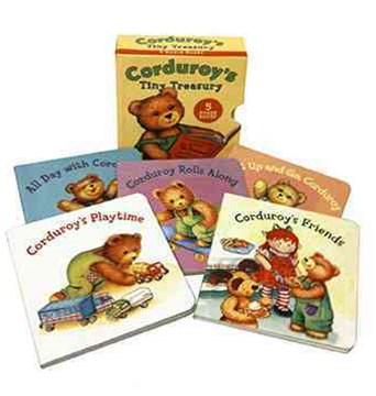 Corduroy's Tiny Treasury: 5 Board Books