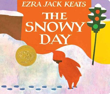 The Snowy Day by Ezra Jack Keats (9780670013258) - HardCover - Children's Fiction Classics