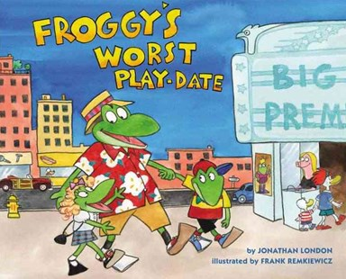 Froggy's Worst Playdate - Children's Fiction Intermediate (5-7)