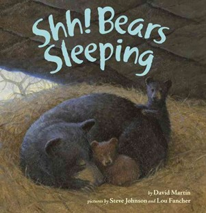 Shh! Bears Sleeping - Children's Fiction Intermediate (5-7)