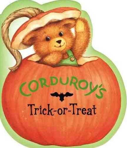 Corduroy's Trick-or-Treat