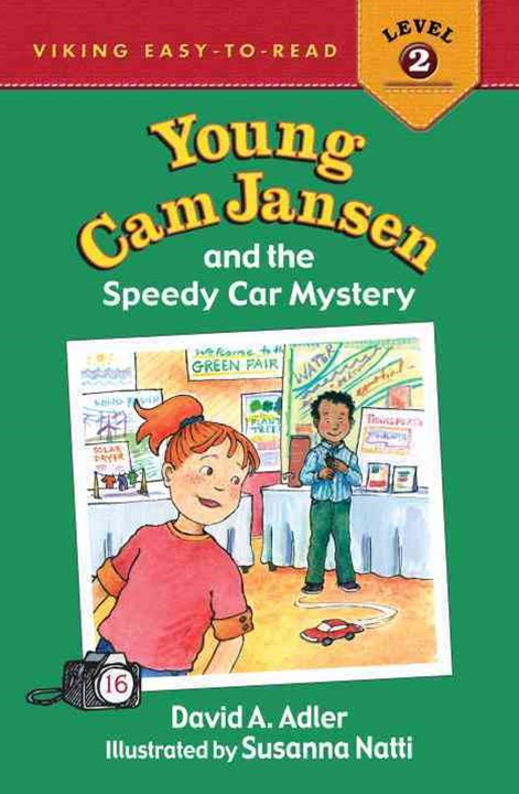 The Speedy Car Mystery