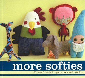 More Softies by Anon, Anon (9780670072576) - PaperBack - Craft & Hobbies Toys