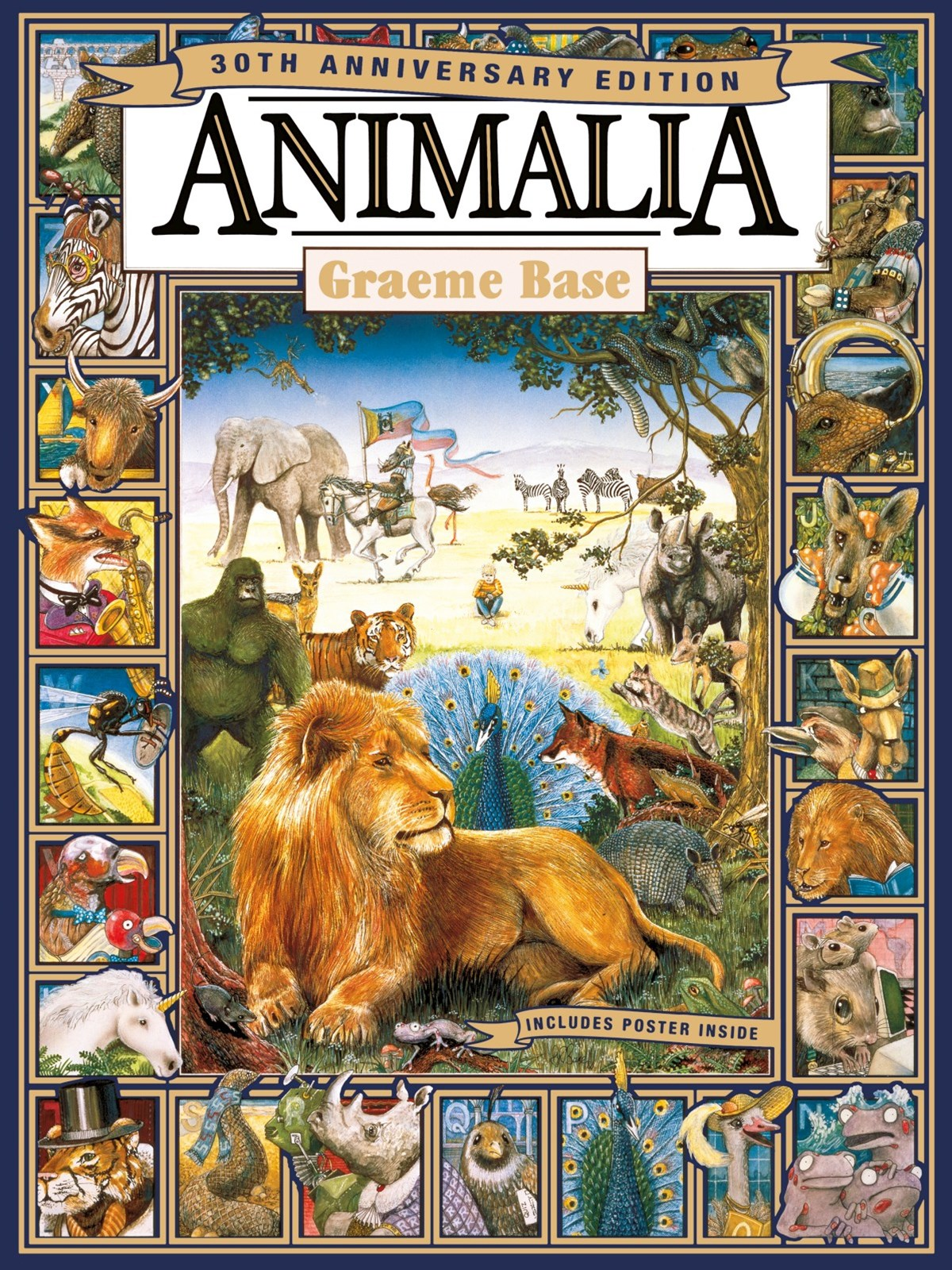 Animalia 30th Anniversary Edition