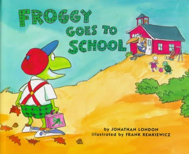 Froggy Goes to School - Children's Fiction Intermediate (5-7)