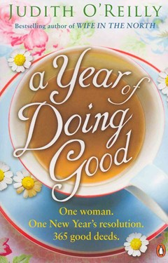 A Year of Doing Good: One Woman, One New Year