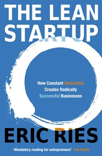 The Lean Startup by Eric Ries (9780670921607) - PaperBack - Business & Finance Ecommerce