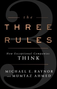 (ebook) The Three Rules - Business & Finance Organisation & Operations