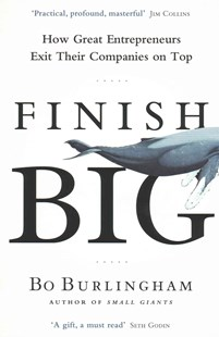 Finish BigTop by Bo Burlingham (9780670923267) - PaperBack - Business & Finance Careers