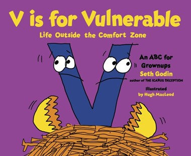 (ebook) V is for Vulnerable - Business & Finance Management & Leadership