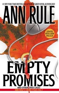 Empty Promises by Ann Rule (9780671025335) - PaperBack - True Crime