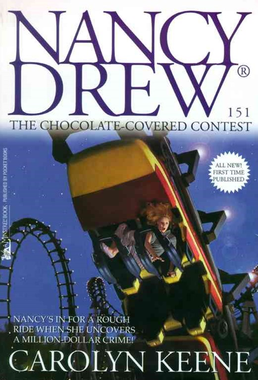 Nancy Drew #151: The Chocolate Covered Contest
