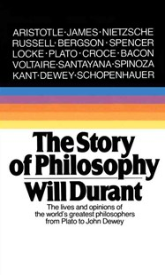 The Story Of Philosophy by Will Durant (9780671739164) - PaperBack - Biographies General Biographies