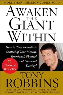 Awaken the Giant Within by Tony Robbins (9780671791544) - PaperBack - Business & Finance Careers