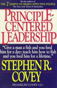 Principle Centered Leadership by Stephen R. Covey (9780671792800) - PaperBack - Business & Finance Management & Leadership