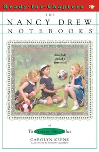 The Soccer Shoe Clue by Carolyn Keene, Anthony Accardo (9780671879495) - PaperBack - Children's Fiction Intermediate (5-7)