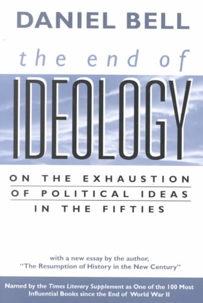 End of Ideology