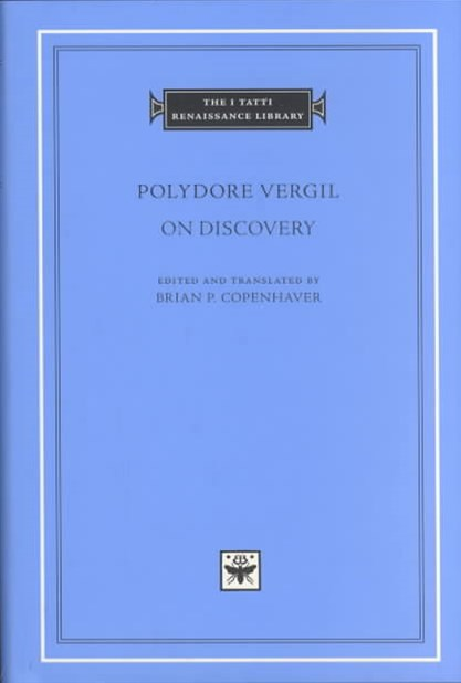 Polydore Vergil on Discovery