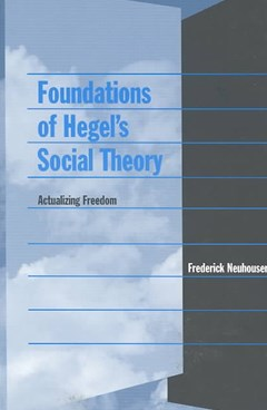 Foundations of Hegel