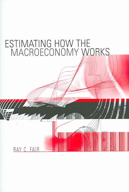 Estimating How the Macroeconomy Works