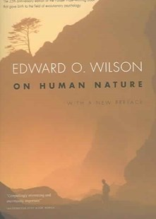 On Human Nature by Edward O. Wilson (9780674016385) - PaperBack - History