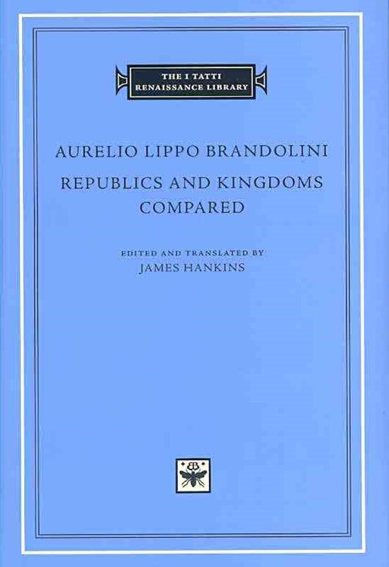 Republics and Kingdoms Compared