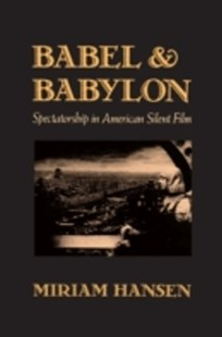 (ebook) Babel and Babylon - Entertainment Film Theory