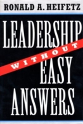 (ebook) Leadership Without Easy Answers