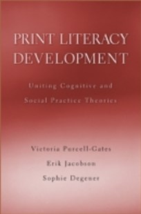 (ebook) Print Literacy Development - Education Teaching Guides
