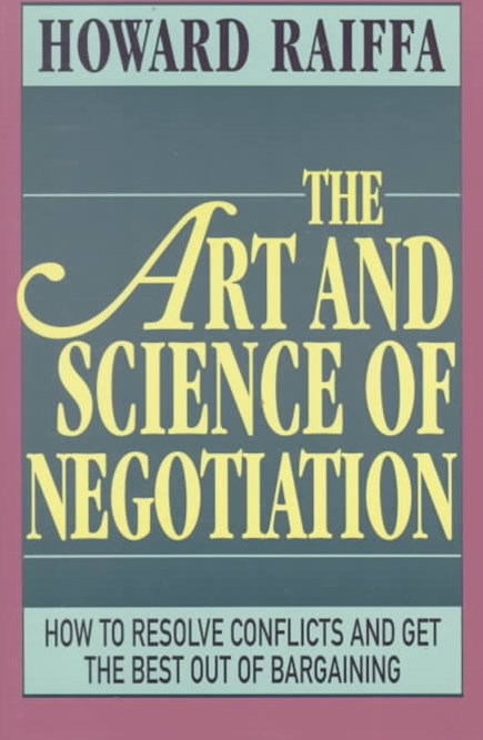 Art and Science of Negotiation