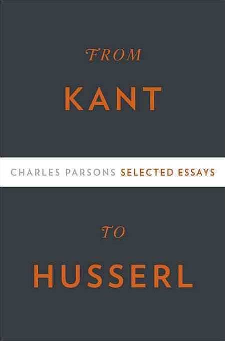 From Kant to Husserl