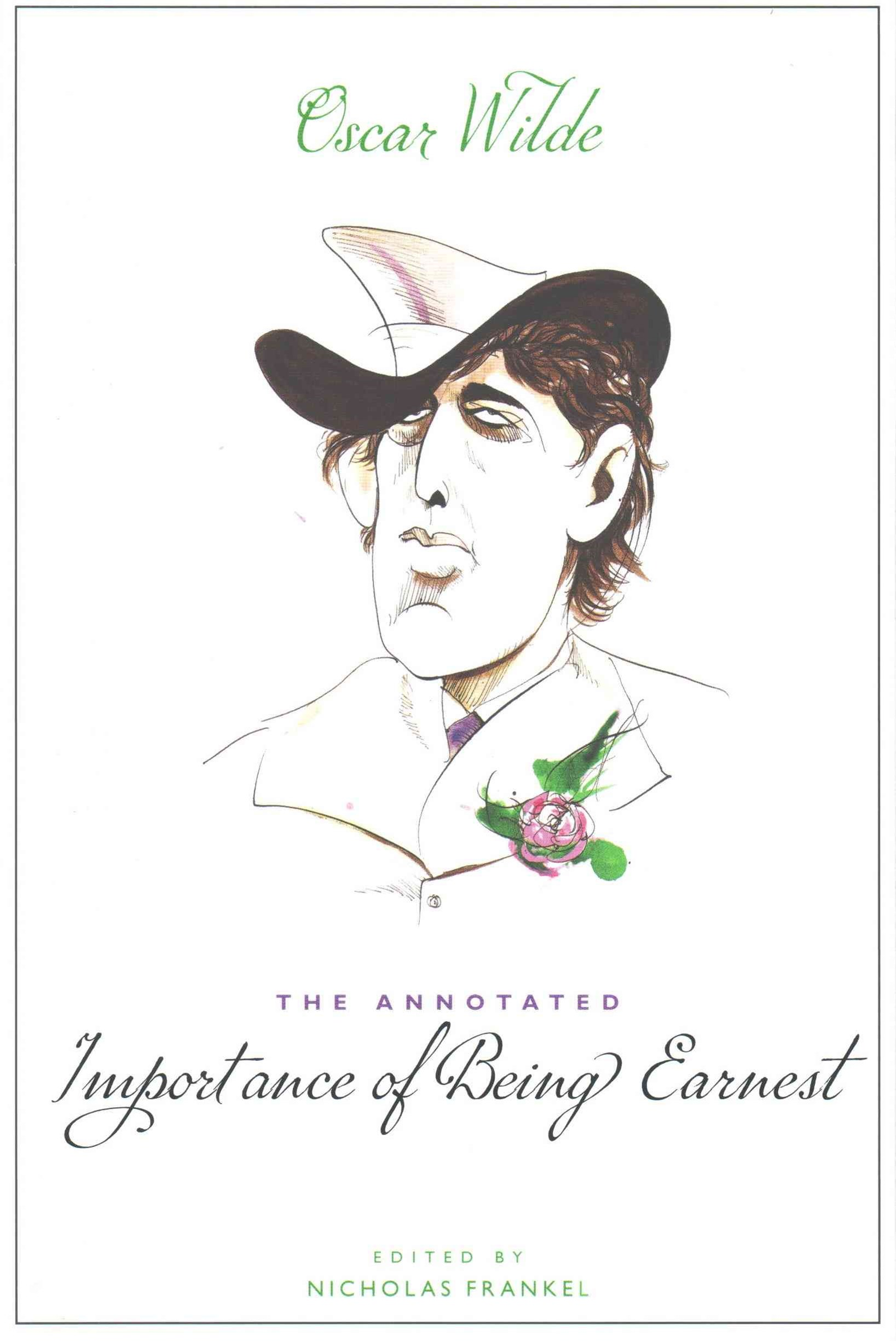 Annotated Importance of Being Earnest
