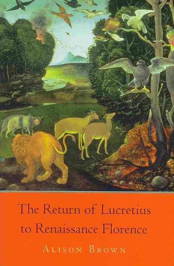Return of Lucretius to Renaissance Florence