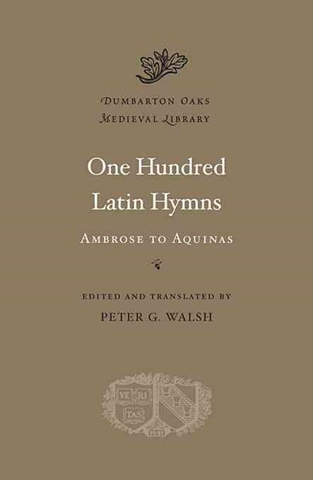 One Hundred Latin Hymns