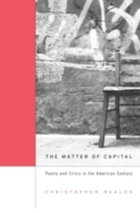 (ebook) Matter of Capital - Poetry & Drama Poetry