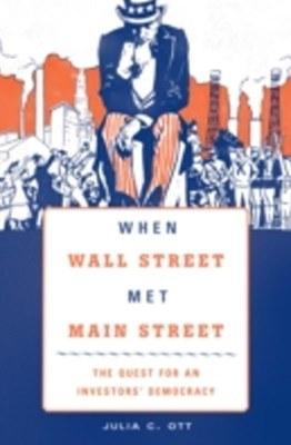 (ebook) WHEN WALL STREET MET MAIN STREET